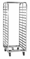 Тележка-шпилька для гастроемкостей ТШГ-16-6-4