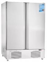 Шкаф холодильный ШХс-1,4-03 нерж. нижний агрегат