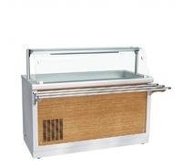 Прилавок-витрина холодильный ПВВ(Н)-70Х-01-НШ