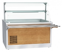 Прилавок-витрина холодильный ПВВ(Н)-70Х-03-НШ