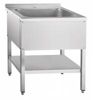 Ванна 1-о секц. ВМП-7-1-5 РН (500х500х300)