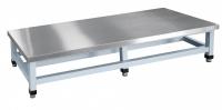 Подтоварник кухонный ПК-7-5 (1500x700x420мм.) каркас крашен.