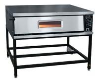 Печь электрическая для пиццы ПЭП-6-01 с крышей крашеная