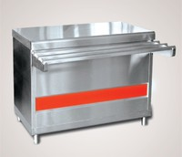 Прилавок для горячих напитков ПГН-70КМ-02 нейтральный стол