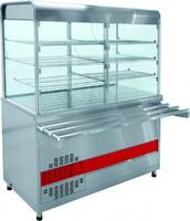Прилавок-витрина холодильный ПВВ(Н)-70КМ-С-01-ОК