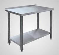 Стол пристенный СПРП-6-1 (800x600x850мм.)