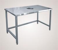 Стол для сбора отходов ССО-1 (800x700x860мм.) каркас крашен